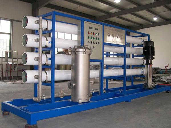 工业纯水净化设备