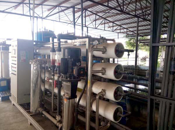 工业中水回用反渗透设备