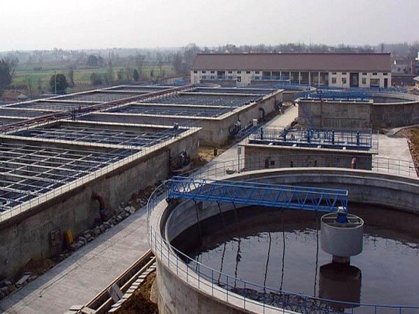 皮革废水处理工程