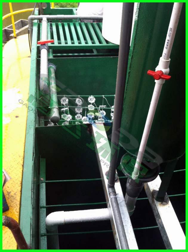 5t米粉废水一体化处理设备安装