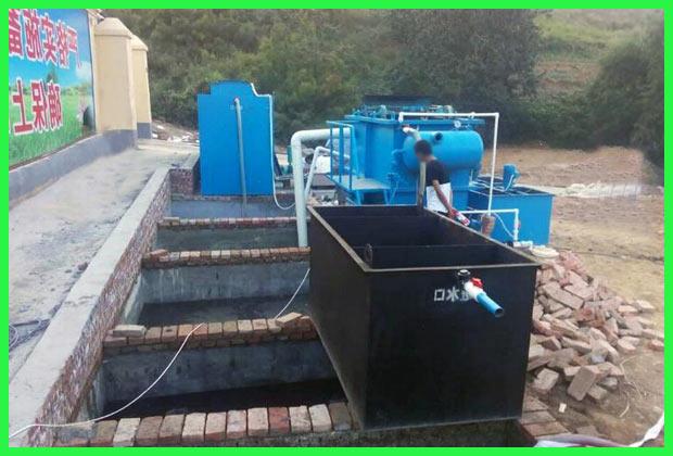农村养猪场废水处理工程