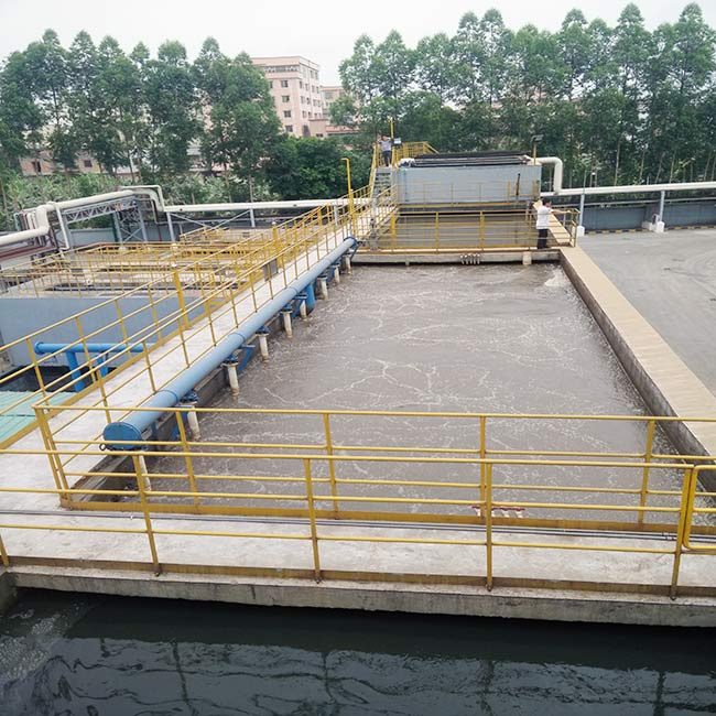 Food waste water treatment equipment customers witness treatment effect