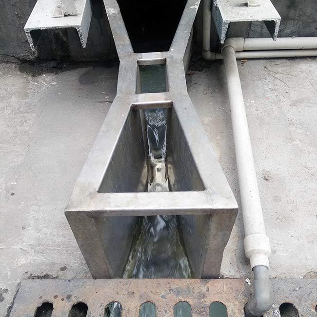 食品废水处理工程出水