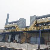VOC治理工程催化燃烧废气处理设备