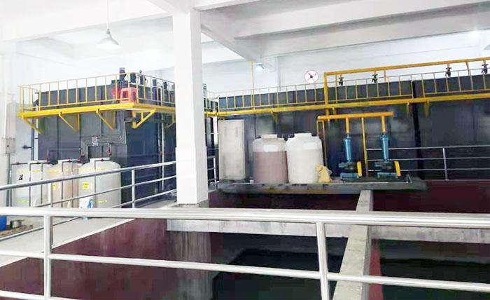 汕尾废水处理工程