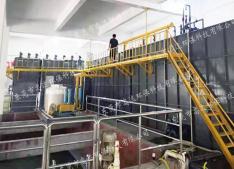 汕尾市能源厂(60吨/天玻璃蚀刻清洗废水工程)