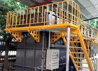 广州奥普科技30吨/天清洗废水项目完成