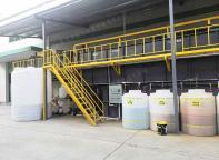 东莞30T/D五金制品酸洗废水处理工程