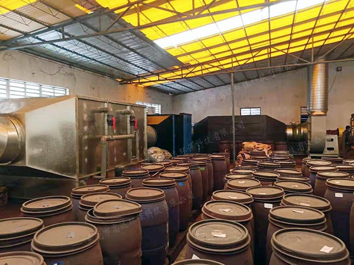 广东喷涂废气处理设备