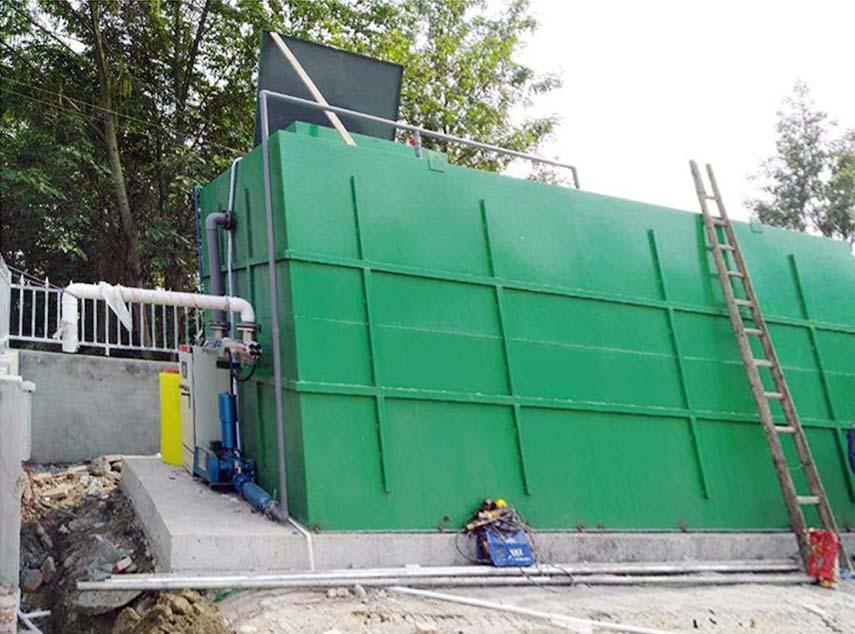 东莞医院污水处理工程