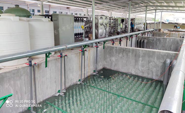 清洗废水处理设备工程