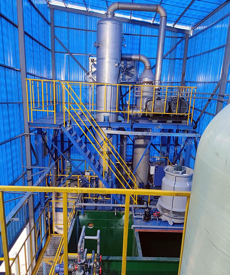 广东清洗废水处理工程